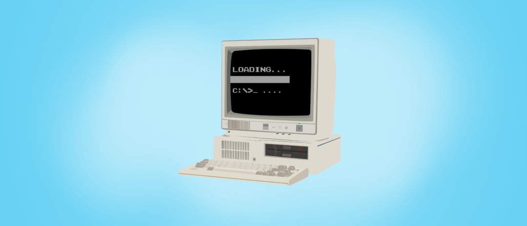 The IT Department in 1981: Personal Computers in Business Blog Header Image