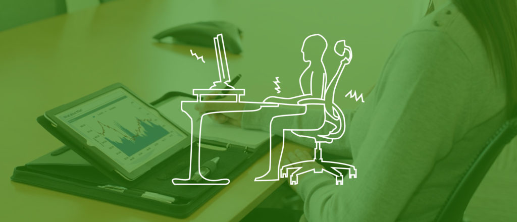 8 Questions To Better Your Workspace Ergonomics Blog header Image
