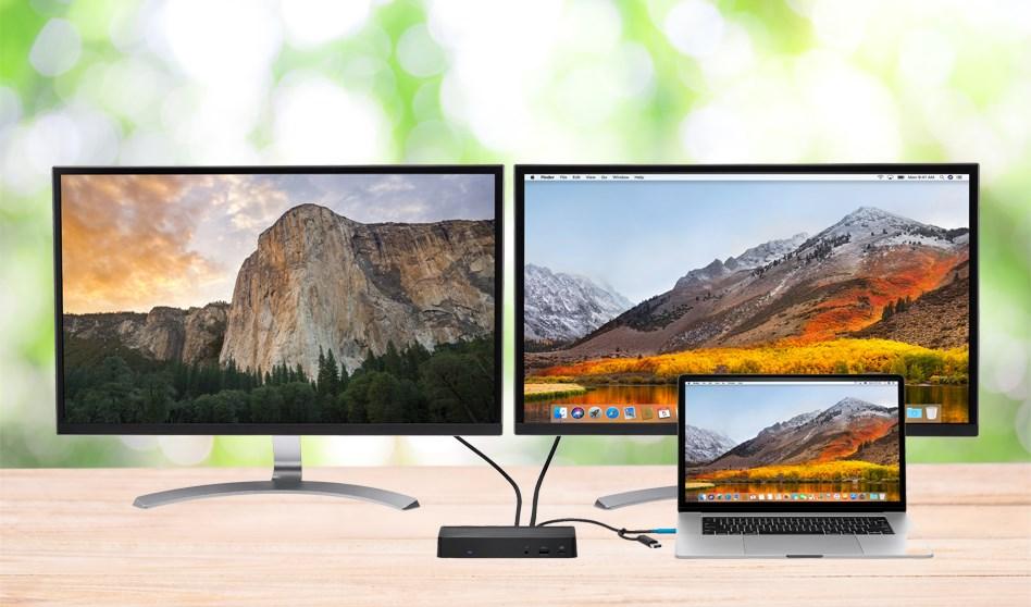 Resolving the Mac OS X 10 13 4 DisplayLink Issue | Kensington