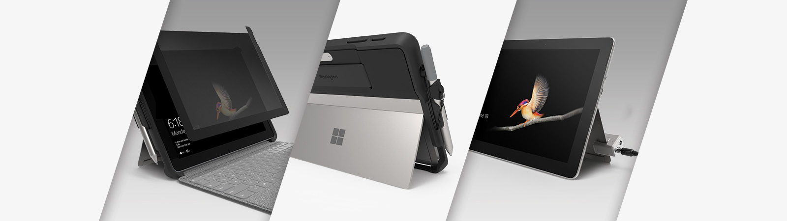 Microsoft Ready with Accessories for Surface Tablets
