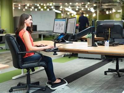 Promote Comfort, Health, and Wellness with Kensington Ergonomics
