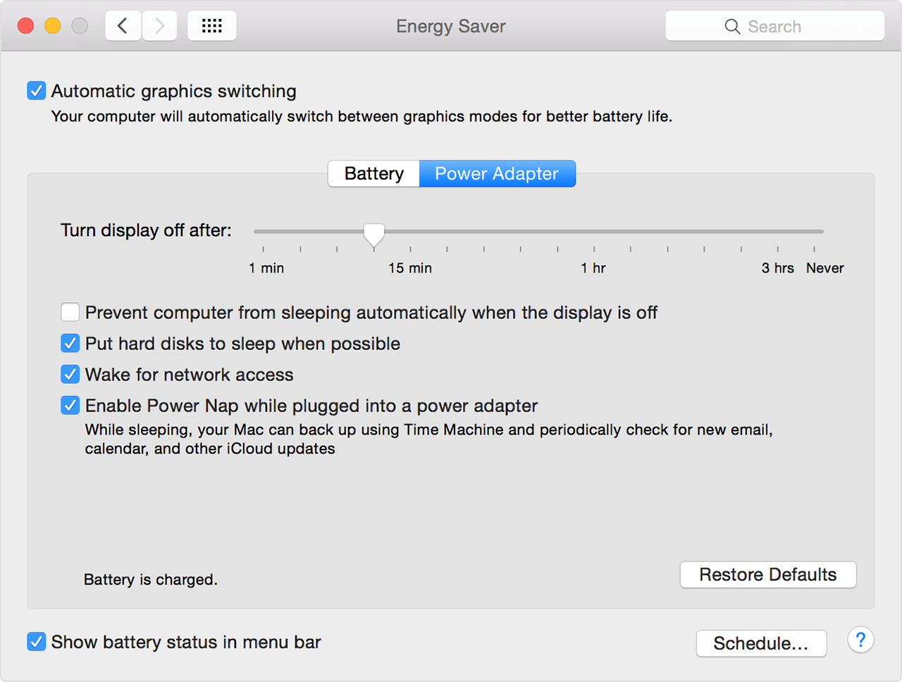 How to Solve the DisplayLink Related Screen Flickering Issue onMacBooks with Discreate Graphics Screenshot.png