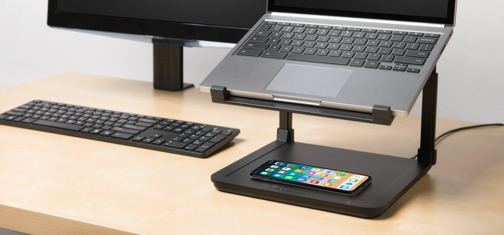 Laptop Riser with Qi Wireless Phone Charging Pad.JPG