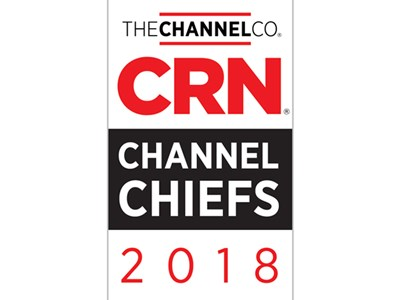 Kensington's Matthew Dargis Recognized as 2018 CRN® Channel Chief