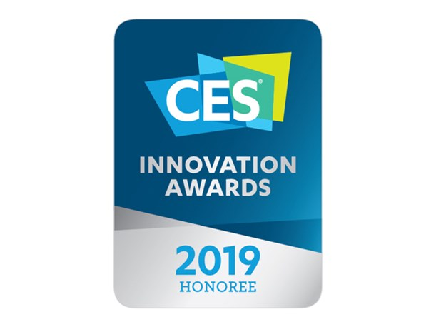 Kensington LD5400T Thunderbolt™ 3 Dual 4K Dock with K-Fob™ Smart Lock named as CES 2019 Innovation Awards Honoree