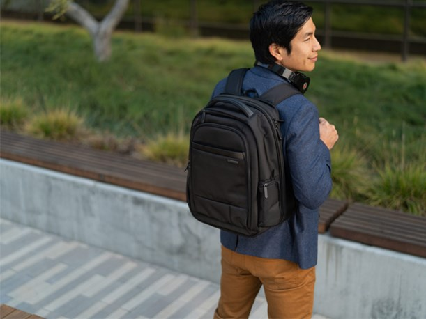 Kensington's New Line of Contour™ 2.0 Backpacks and Briefcases Feature Ergonomic Design