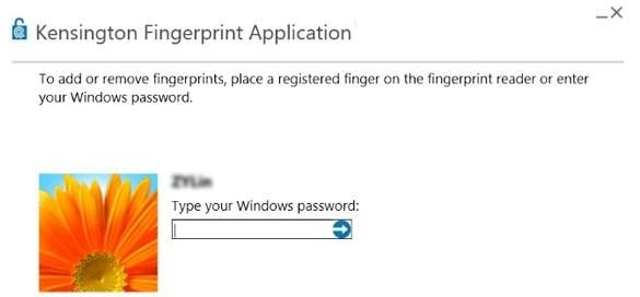 VeriMark™ Windows 7 & 8 1 Setup | Kensington