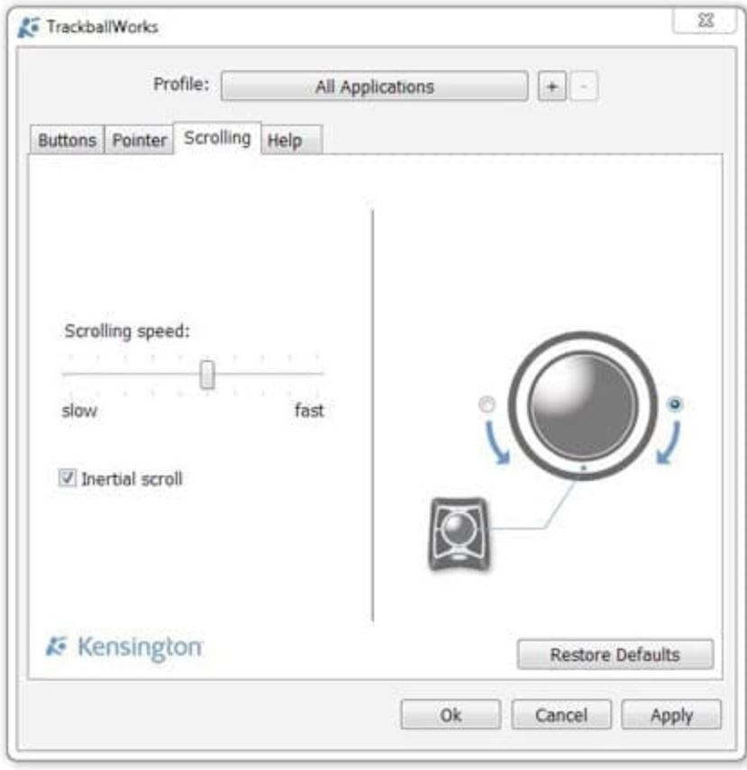 TrackballWorks | Trackball Customization | Kensington